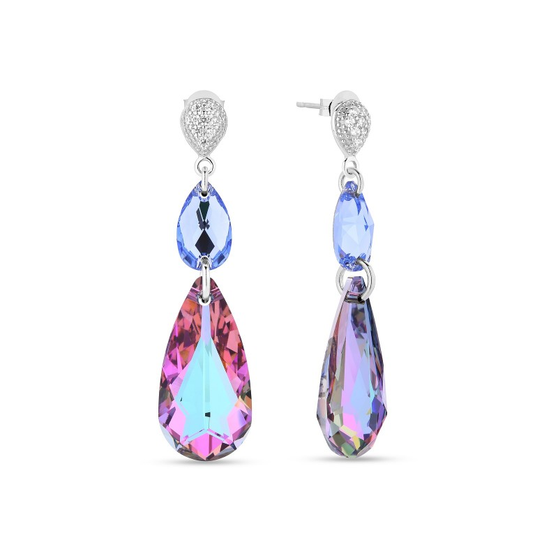 Double Teardrop Light Sapphire e Vitrail Light.