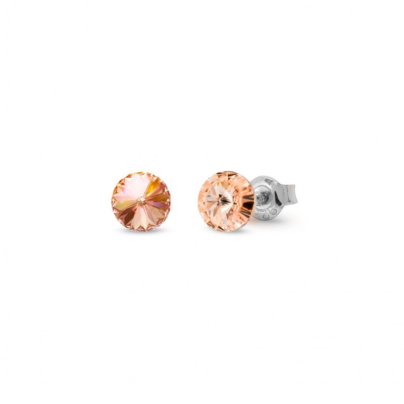 Candy Studs Small Light Peach