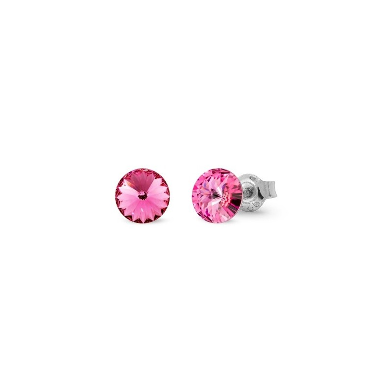 Candy Studs Small Rose