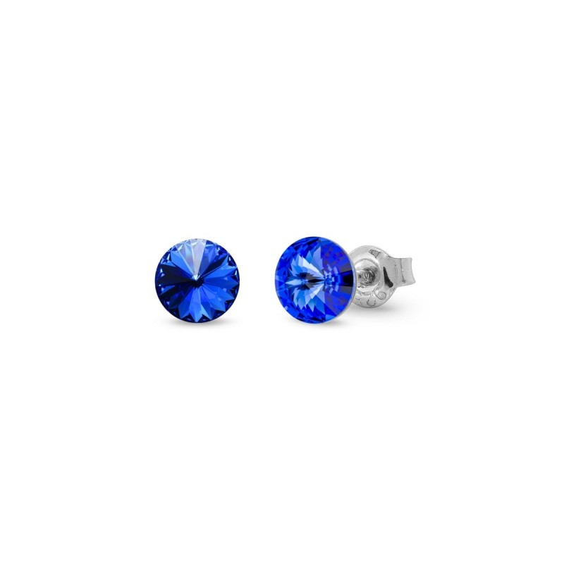 Candy Studs Small Sapphire.
