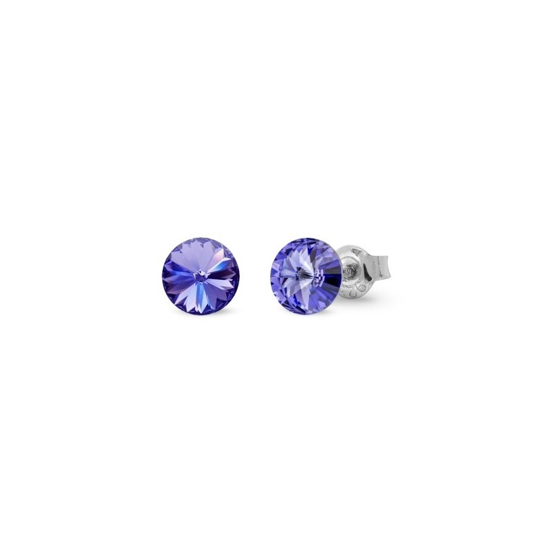 Candy Studs Small Tanzanite