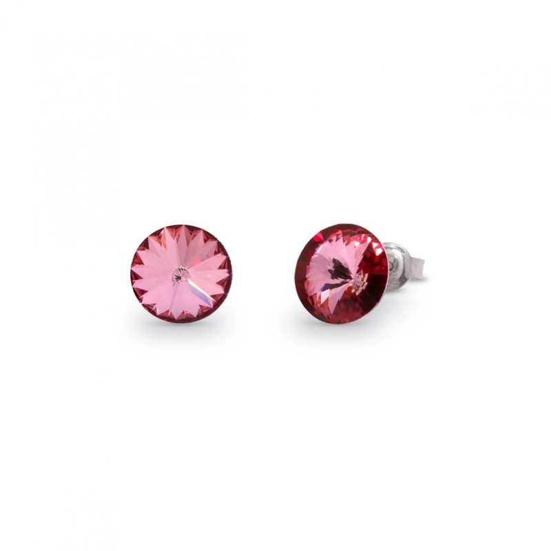 Sweet Candy Studs  Antique Pink.