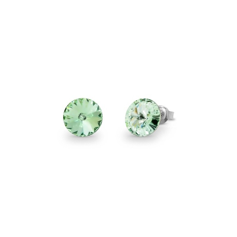 Sweet Candy Studs  Chrysolite