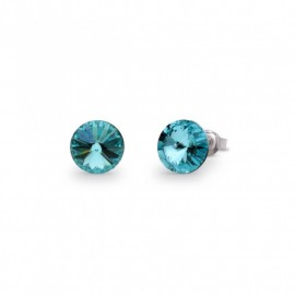 Sweet Candy Studs  Light Turquoise.