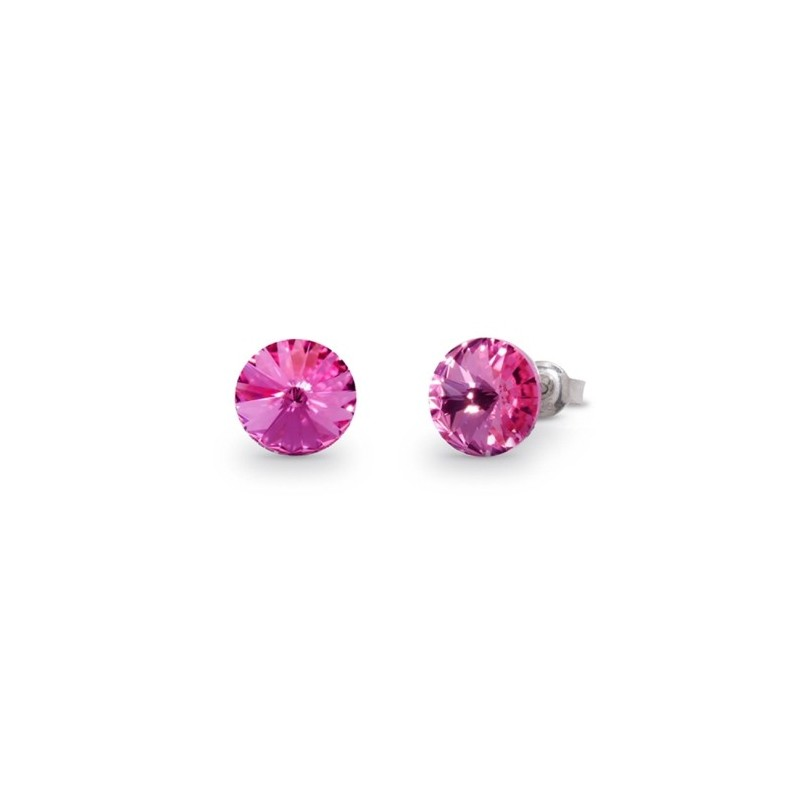 Sweet Candy Studs  Rose.