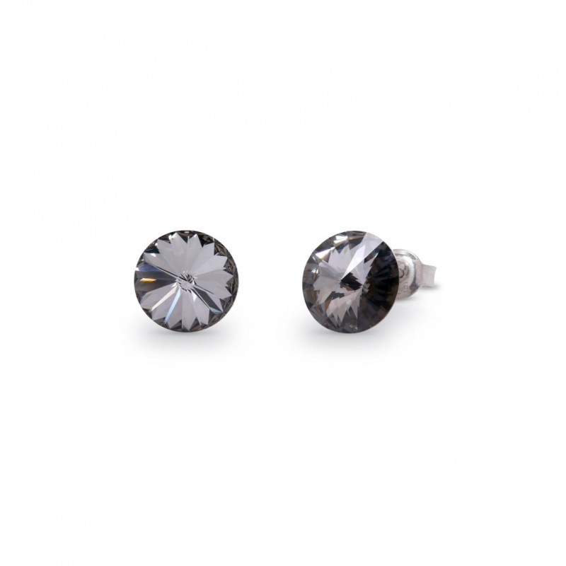 Sweet Candy Studs  Silver Night.