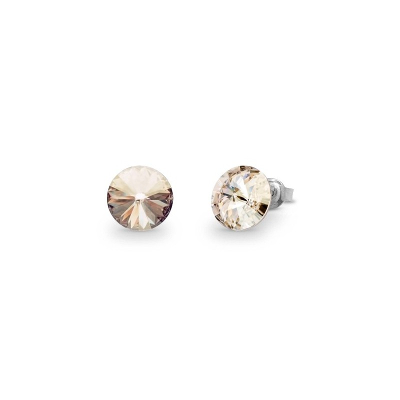 Sweet Candy Studs  Silver Shade
