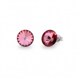Candy Studs  Antique Pink.