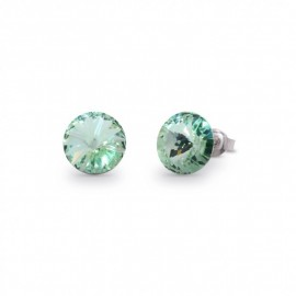 Candy Studs  Chrysolite.