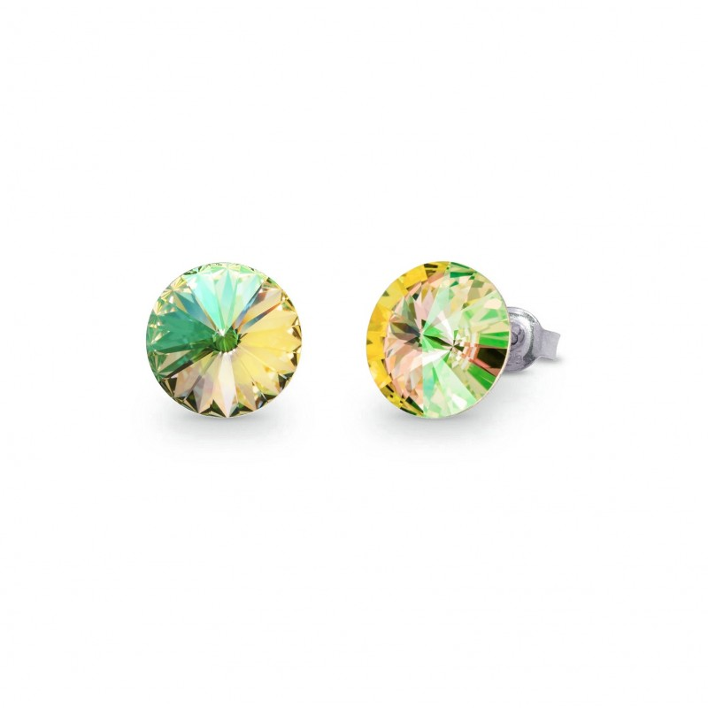 Candy Studs  Luminous Green