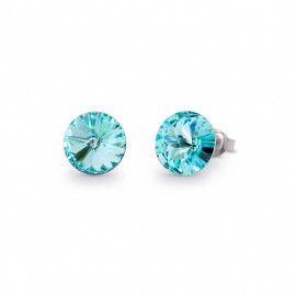 Candy Studs  Light Turquoise