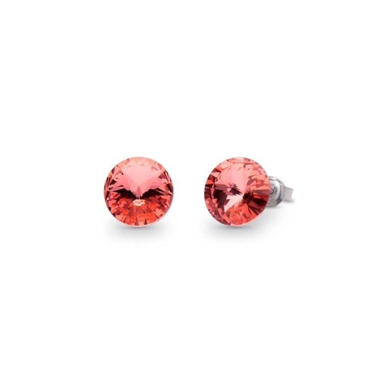 Candy Studs  Rose Peach