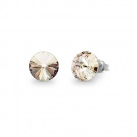 Candy Studs  Silver Shade