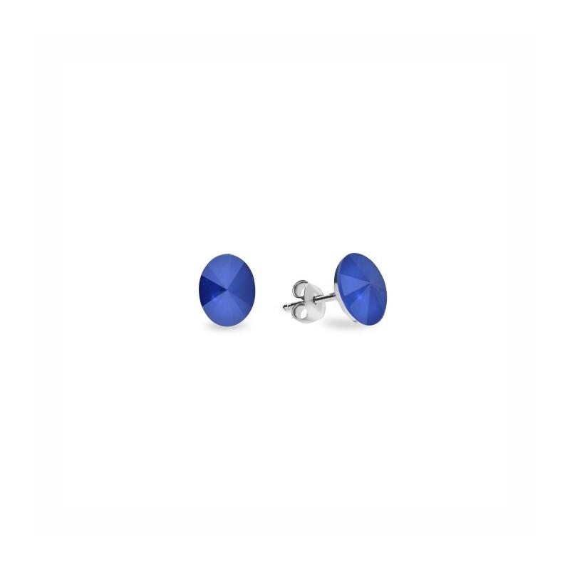 Oval Royal Blue