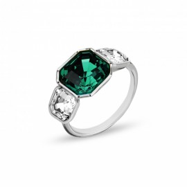 Imperial Trio  Crystal Emerald
