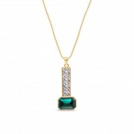 Royal Wand  Crystal e Emerald