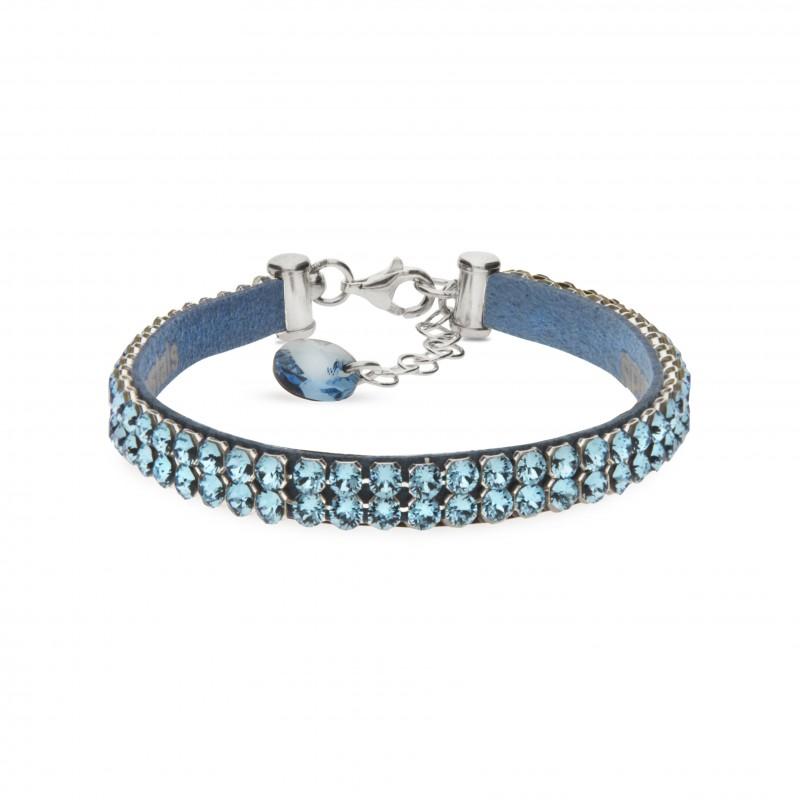 Stripe light blue e Aquamarine.