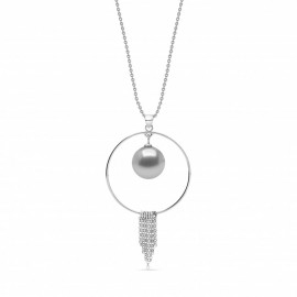 Eden Light Grey Pearl