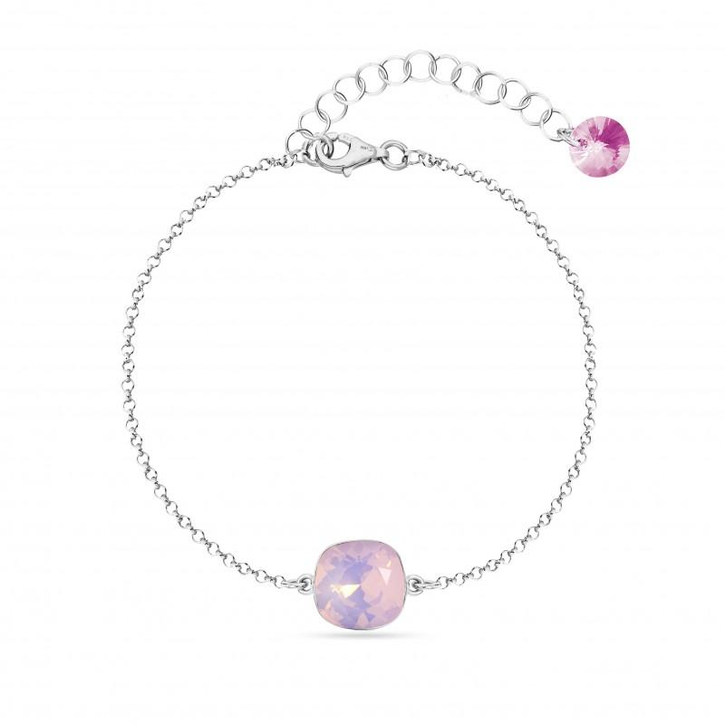 Barete Rose Water Opal