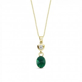 Ovalan Emerald