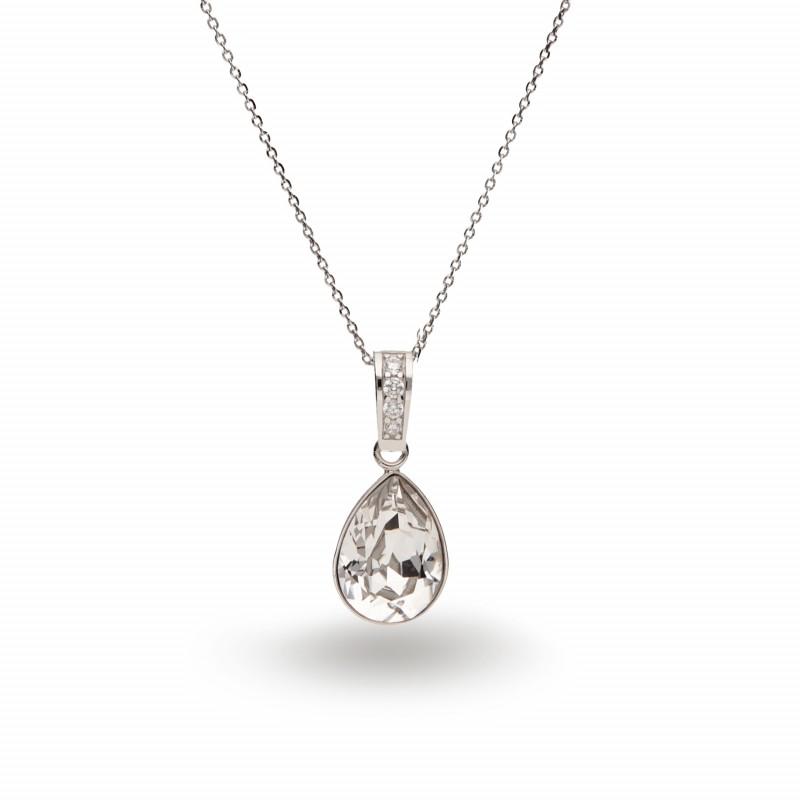Classy Pear Crystal.