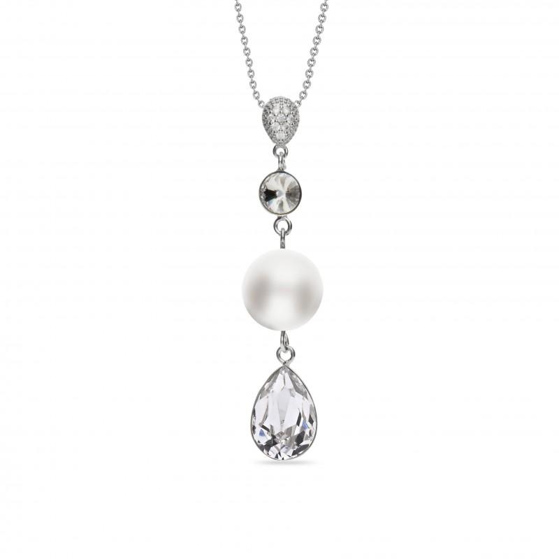 Prima donna White Pearl e  Crystal.
