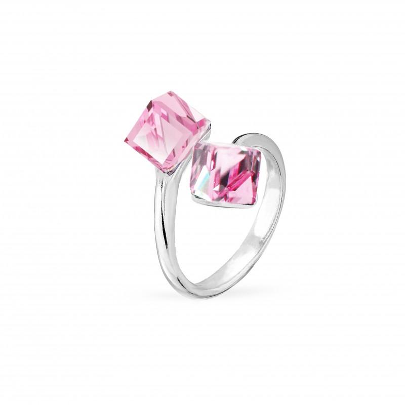 Cube Light Rose