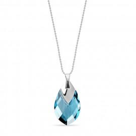 Silver Drop Aquamarine
