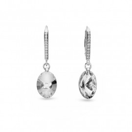 Oval Chic Crystal