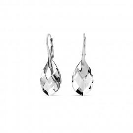 Silver Drop Crystal